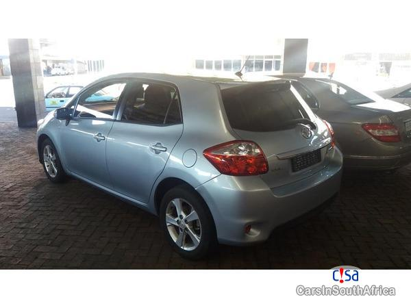 Toyota Auris Manual 2010 in South Africa