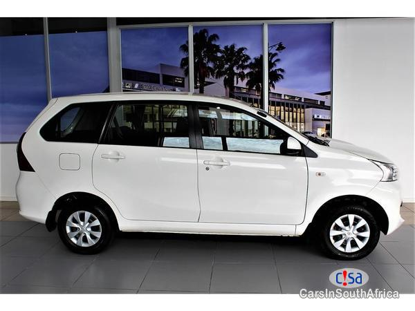 Toyota Avanza Manual 2016 in Eastern Cape