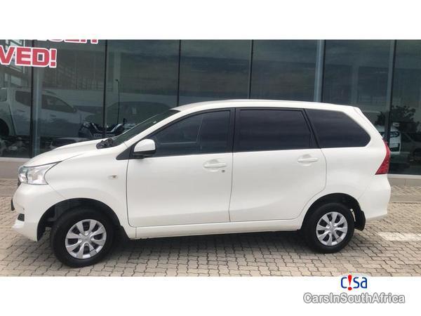 Toyota Avanza Manual 2016 in Northern Cape