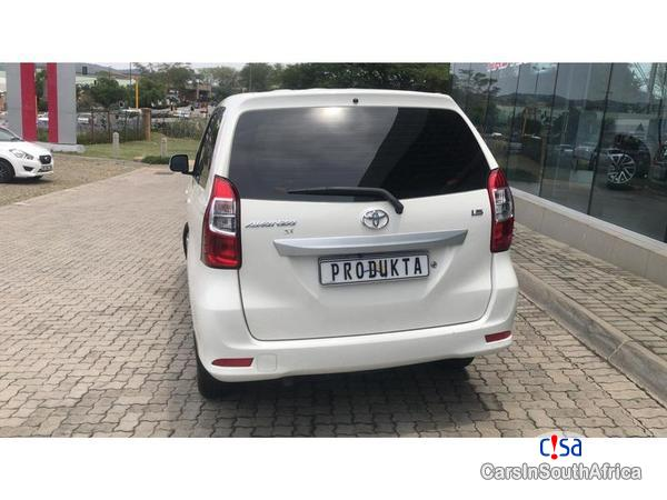 Picture of Toyota Avanza Manual 2016 in Northern Cape