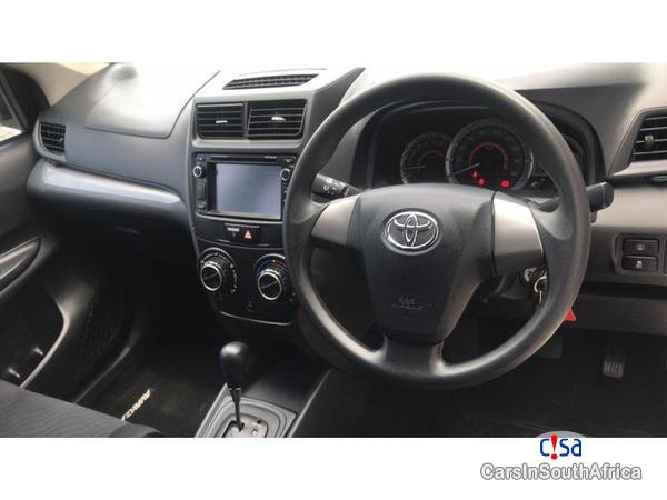 Toyota Avanza Manual 2016 in South Africa - image
