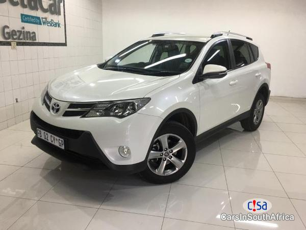 Picture of Toyota RAV-4 Automatic 2016