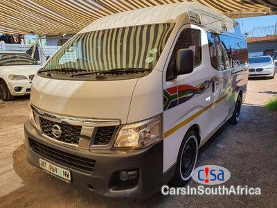 Picture of Nissan NV350 2.5 Manual 2015