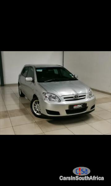 Picture of Toyota Runx 160i, Sport, Manual 2006