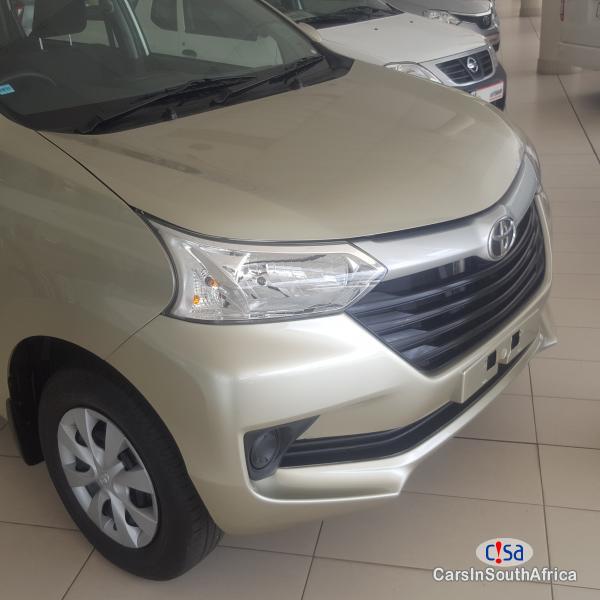 Toyota Avanza 1.5 Manual 2017 in South Africa