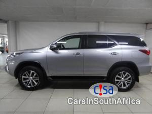 Picture of Toyota Fortuner 2.8 Automatic 2017
