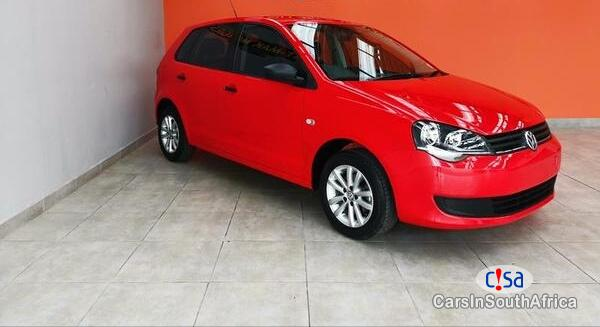 Picture of Volkswagen Polo Manual 2011