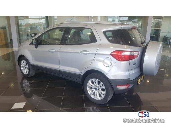 Ford EcoSport Manual 2012 in South Africa