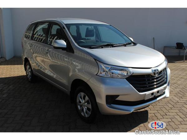 Picture of Toyota Avanza Manual 2017