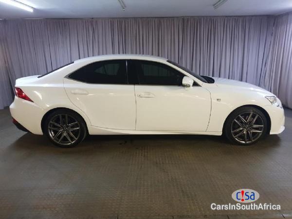 Lexus IS Manual 2013