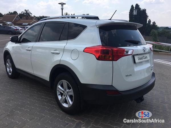 Toyota RAV-4 Manual 2016 in KwaZulu Natal