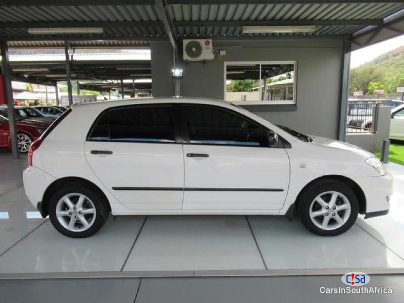 Picture of Toyota Runx 1.6 Manual 2006