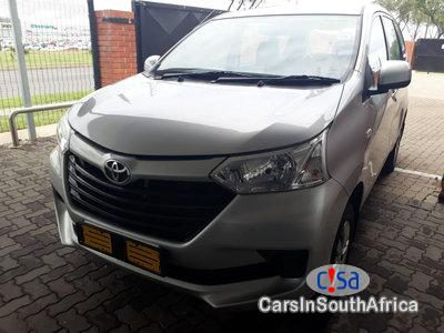 Picture of Toyota Avanza 1.5 Sx Manual 2017