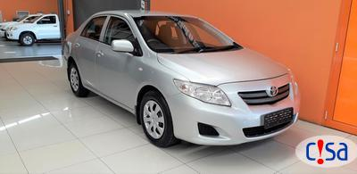 Picture of Toyota Corolla 1.3 Manual 2010