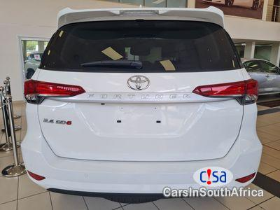 Toyota Fortuner 2.8 Automatic 2016