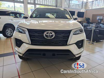 Toyota Fortuner 2.8 Automatic 2016 in Western Cape