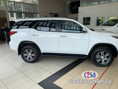 Toyota Fortuner 2.8 Automatic 2017 in Free State