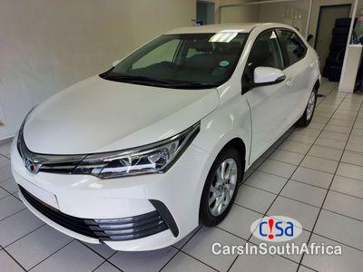 Picture of Toyota Corolla 1.0 Manual 2017