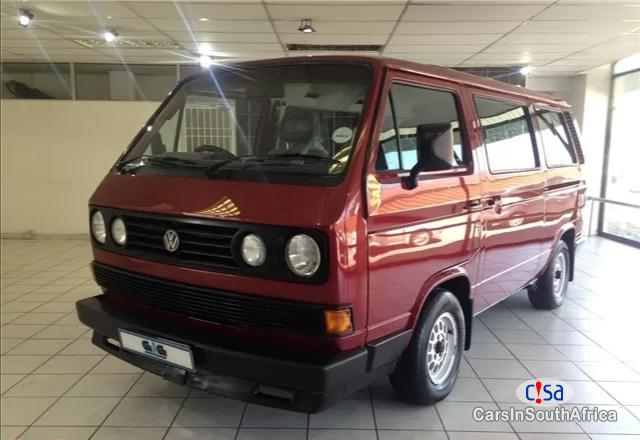 Picture of Volkswagen Microbus I Manual 2002