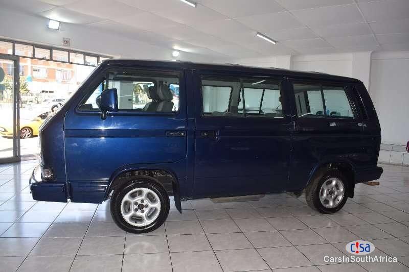 Picture of Volkswagen Microbus Manual 2002