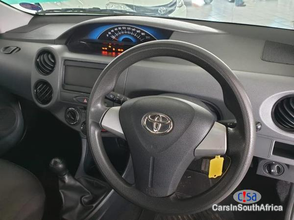 Toyota Etios Manual 2016 in South Africa