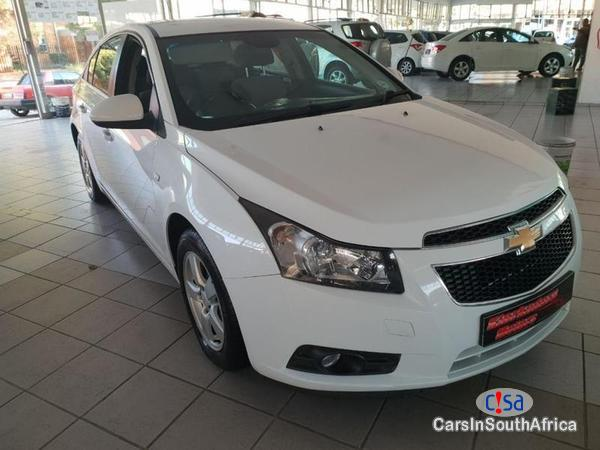 Pictures of Chevrolet Cruze Manual 2013