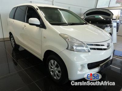 Picture of Toyota Avanza 1.5SX Manual 2015