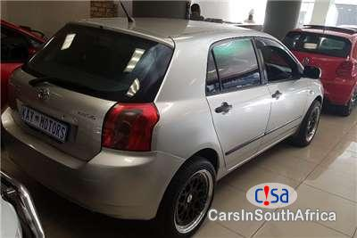 Picture of Toyota Runx 1.4 Manual 2007