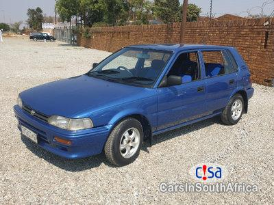 Picture of Toyota Tazz 1.3 Manual 2000