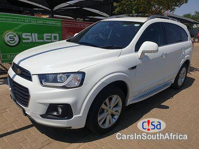 Picture of Chevrolet Captiva 2.4 Automatic 2016