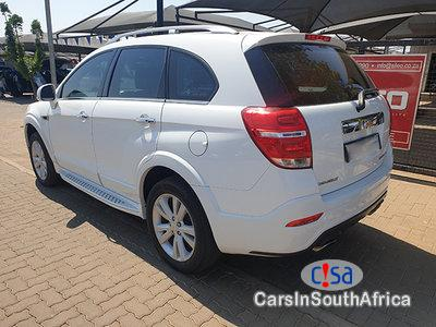 Chevrolet Captiva 2.4 Automatic 2016 in South Africa