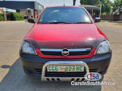 Picture of Chevrolet Corsa 1.4 Manual 2010 in Free State