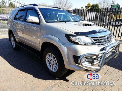 Picture of Toyota Fortuner 3.0 Automatic 2014