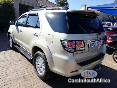 Toyota Fortuner 3.0 Automatic 2014 in South Africa