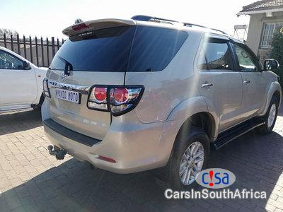 Picture of Toyota Fortuner 3.0 Automatic 2014 in Eastern Cape