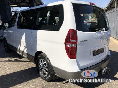 Hyundai H-1 2.5 Automatic 2017 in South Africa