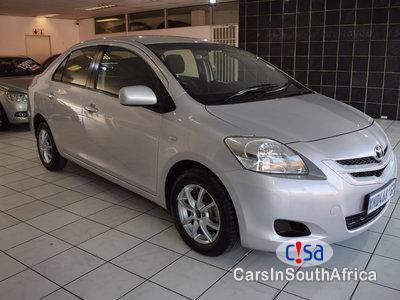 Toyota Yaris 1.3 Automatic 2008