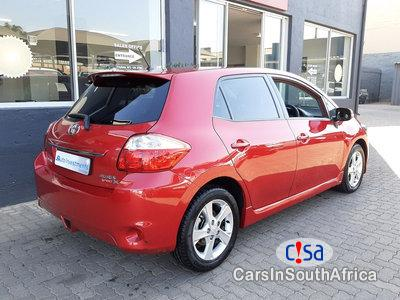 Picture of Toyota Auris 1.6 Manual 2010
