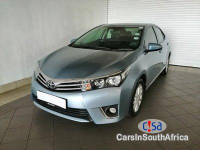 Pictures of Toyota Corolla 1.3 Manual 2015