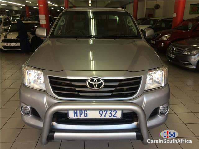 Picture of Toyota Hilux 2,5L Manual 2014