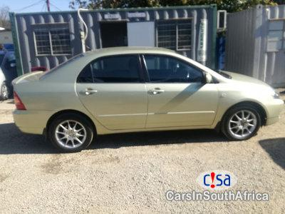 Picture of Toyota Corolla 1 4 Automatic 2006