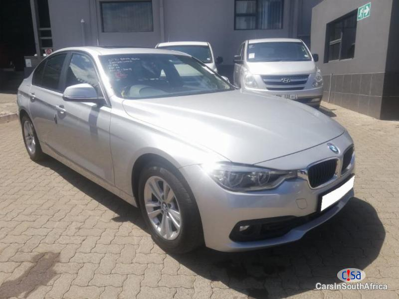 Pictures of BMW 3-Series 318i F30 Automatic 2015