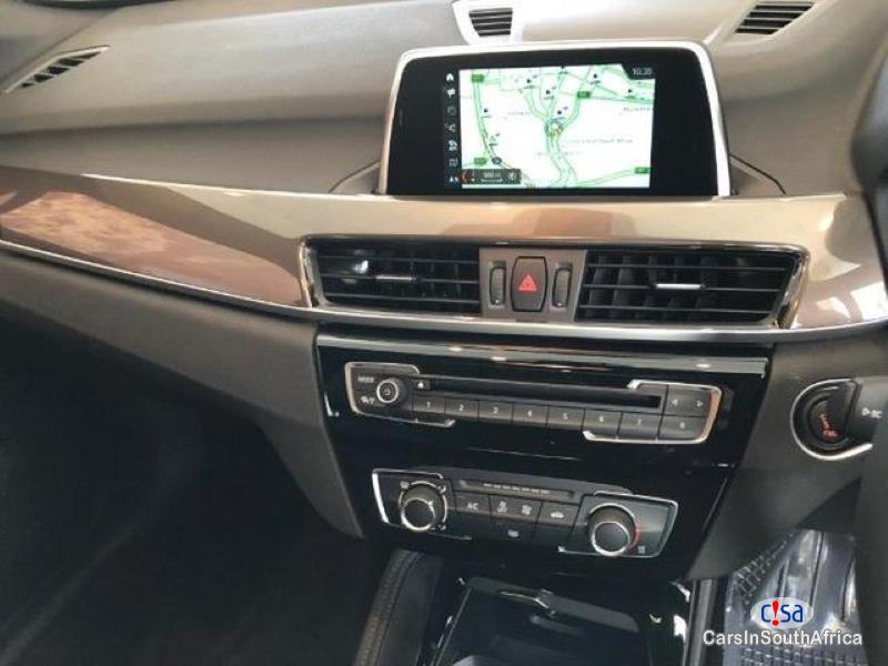 BMW X1 12.8 Automatic 2018