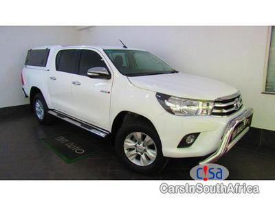 Picture of Toyota Hilux 2.8GD-6 RAIDER RB DOUBLE CAB AUTO BAKKIE Automatic 2016