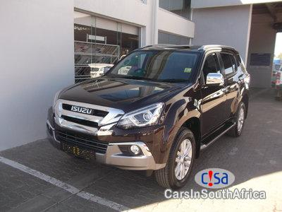 Pictures of Isuzu Other MU-X 3.0 D Auto Automatic 2018