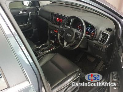 Kia Sportage 2.0D EX AUTO Automatic 2016 in South Africa
