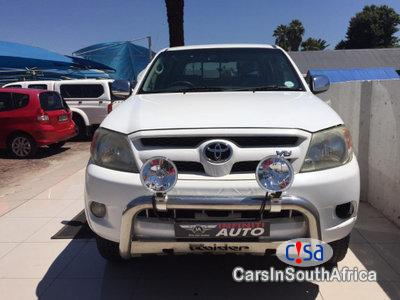 Picture of Toyota Hilux Automatic 2007
