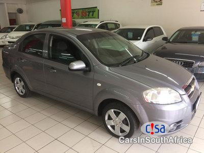 Picture of Chevrolet Aveo 1.6 Automatic 2012