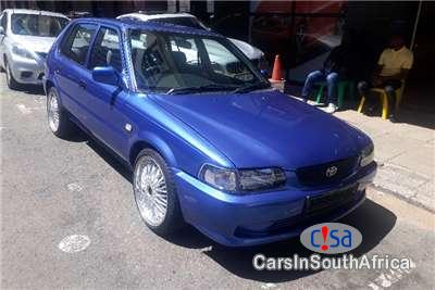 Picture of Toyota Tazz 1.3 Manual 2007 in Northern Cape