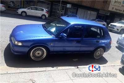 Picture of Toyota Tazz 1.3 Manual 2007 in South Africa